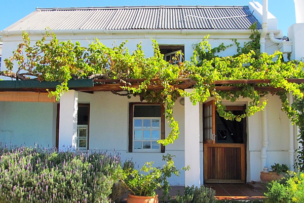 The Coach House at Bosky Dell on Boulders Beach